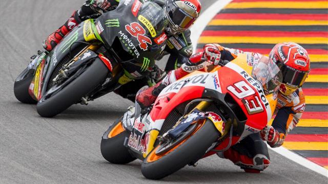 On refait le Grand Prix : Marquez reste le roi du ring