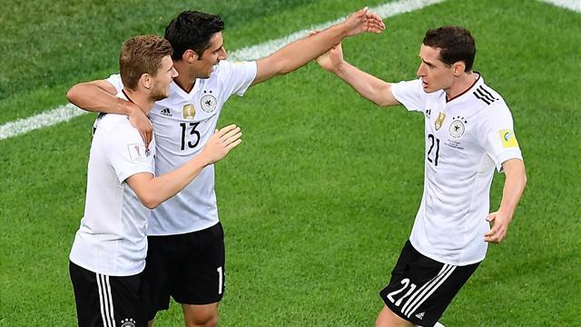 Le pagelle di Cile-Germania 0-1: Werner ficcante, Diaz disastroso