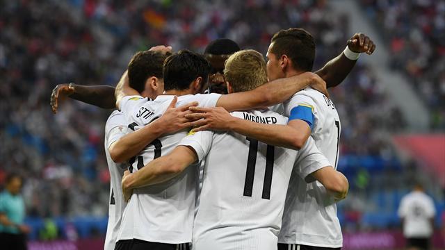 Alemania vence por la mínima a Chile y se proclama campeona de la Confederaciones (0-1)