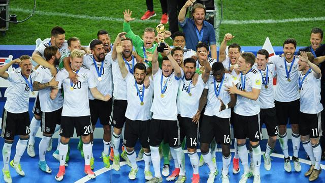 Panzerler ilk kupayı tek golle aldı