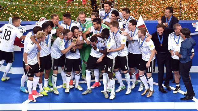 Germany win another title amidst more VAR controversy