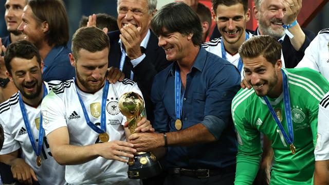 Low: New-look Germany the best in the world