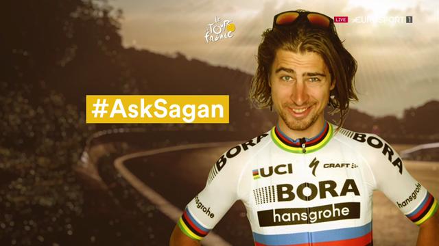 Démare s'impose à Vittel, Sagan exclu du Tour