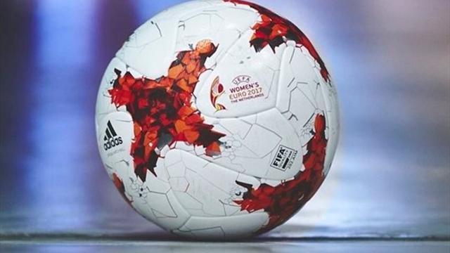 El balón de la Eurocopa 2017 muy similar al de la pasada edición masculina