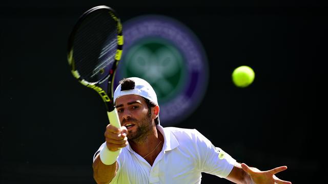 Wimbledon, avanza Lorenzi: Bolelli fermato da Tsonga