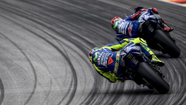 """Rossi : """"Sans le nouveau châssis, cela aurait été Waterloo"""""""