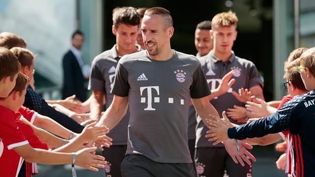 Ribéry et le Bayern, une histoire d'amour qui dure depuis 10 ans