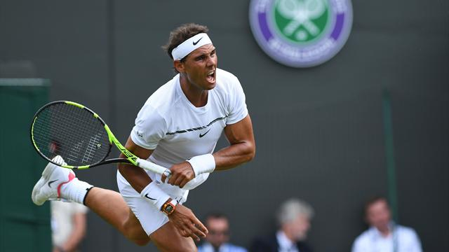Nadal: I don't want to face Federer if I reach final