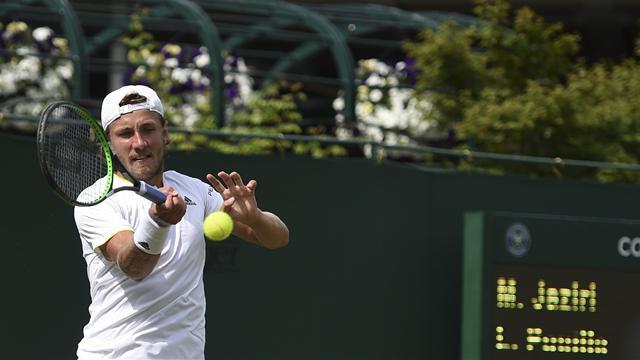 Wimbledon : Ça passe pour Paire et Garcia
