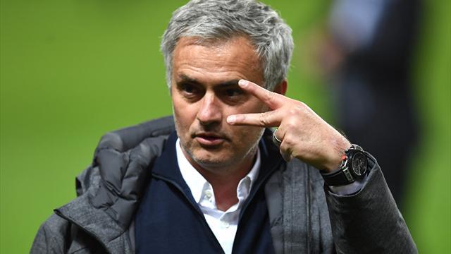 """Mourinho : """"Manchester United fait partie de la Ligue des champions"""""""