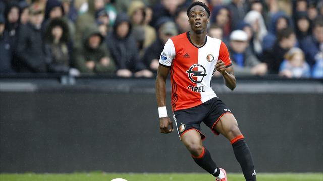 Monaco sign Feyenoord defender Kongolo in £11.4m swoop