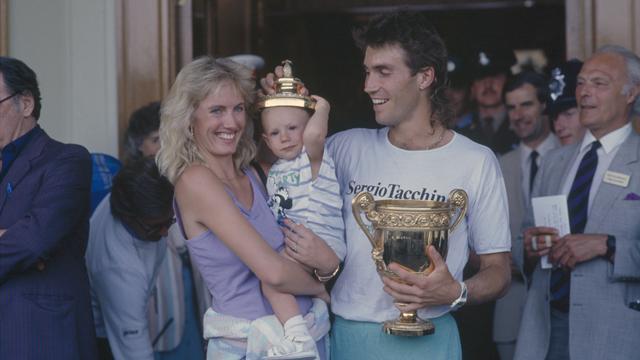 Le jour où… Pat Cash l'atypique a réalisé le tournoi de sa vie