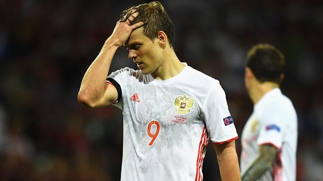 Кокорин: «Соскучился по сборной, задумался о том, что где-то что-то сделал не так»
