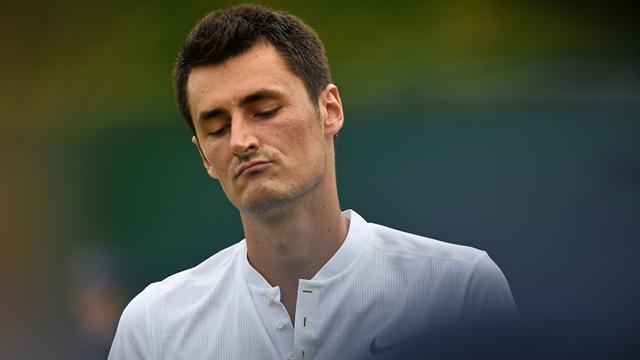 Tomic en chute libre : «Je ne respecte plus mon sport»