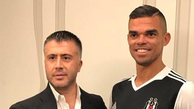 Le PSG peut l'oublier : Pepe signe au Besiktas