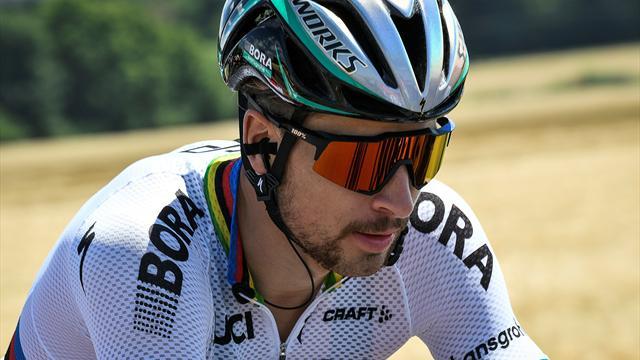 """Exclu lors d'un sprint, Sagan avait commis un geste """"non-intentionnel"""" pour l'UCI"""