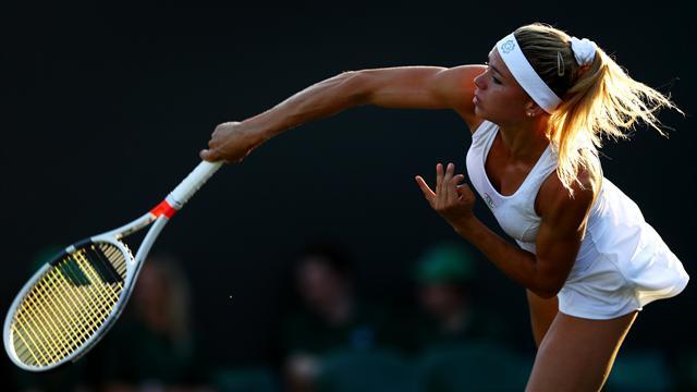 Wimbledon 2017, Giorgi-Ostapenko terzo turno: data, orario e tv