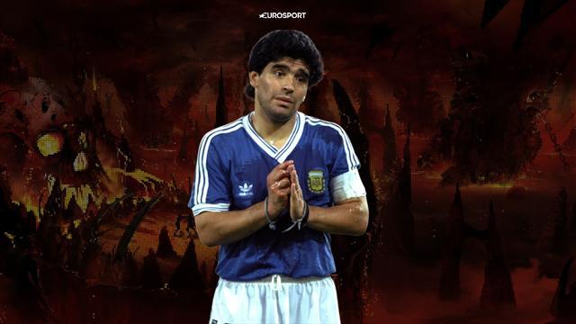 Книга грехов. Почему Марадона – самый переоцененный персонаж в истории футбола