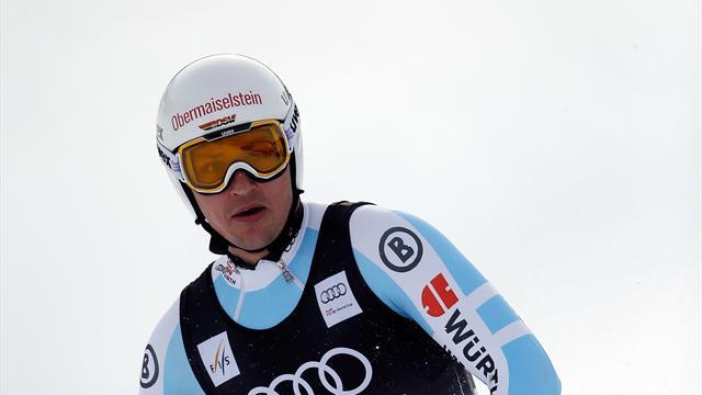 Zu viele Verletzungen: Ski-Rennläufer Stechert tritt zurück