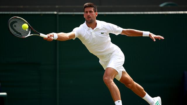 Dominant Djokovic cruises into round three