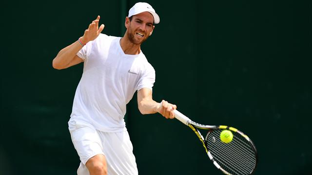 Djokovic critique la qualité des courts — Wimbledon