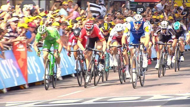 Детективная развязка спринтерского этапа «Тур де Франс», в которой убийца интриги предсказуем