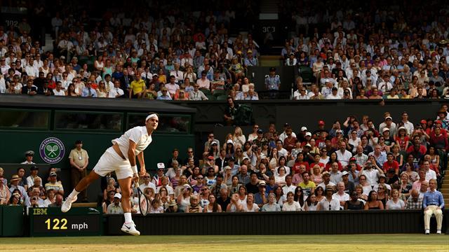 Federer pour sa 317e, Djokovic pour sa confiance : le programme de samedi