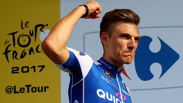 Tour de France'ta Kittel'in günü