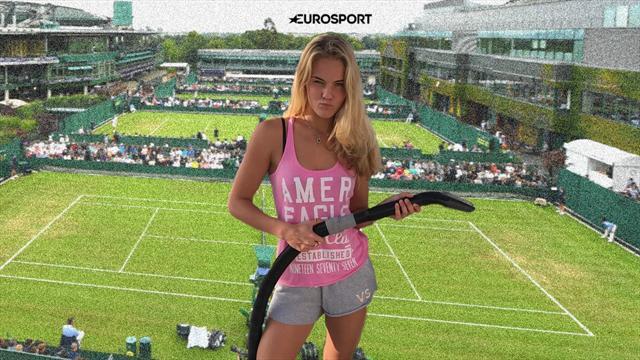 11 фото 17-летней теннисистки из России, при просмотре которых ты будешь жужжать от восторга