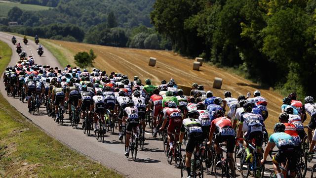 Tour-Startliste mit allen Ausfällen, Startnummern, Fahrern, Teams