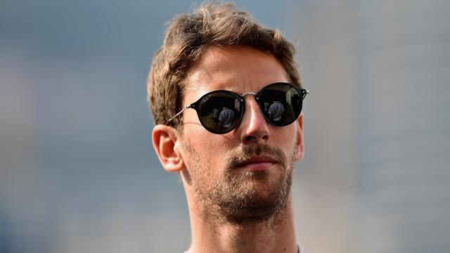 """Grosjean : """"Hamilton m'a clairement bloqué"""""""