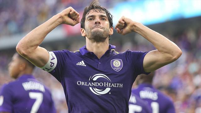 Kakà saluta Orlando: il meglio dei suoi tre anni in MLS
