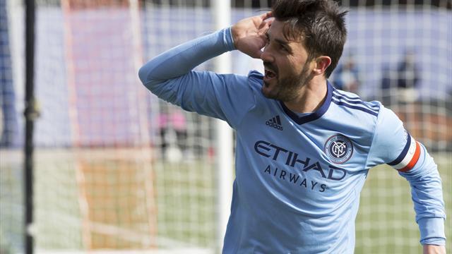 Cinco golazos en la MLS por los que David Villa se ha ganado el regreso a la Selección