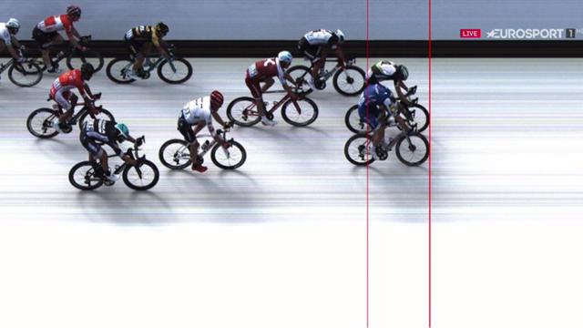 Så nær var Boasson Hagen etappeseier