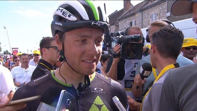 Boasson Hagen til Eurosport: - Synd når det ikke holder helt inn
