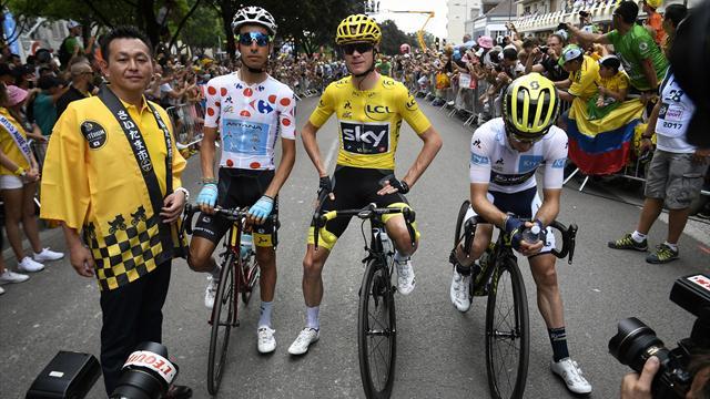 Tour de France : L'entourage sulfureux du dauphin de Froome, Fabio Aru