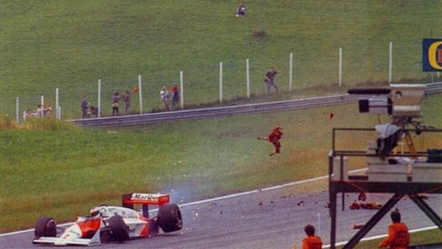 Chevreuil décapité, scandale Ferrari... : Les incroyables du GP d'Autriche