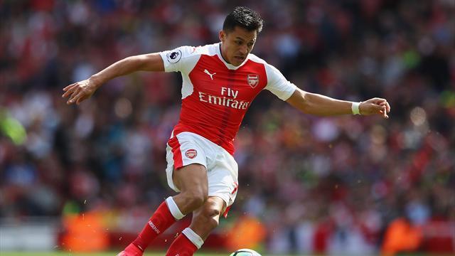 Алексис Санчес желает получать в«Арсенале» 400 000 фунтов внеделю
