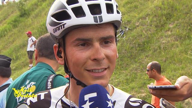 Tour de France en direct - grave chute de Richie Porte