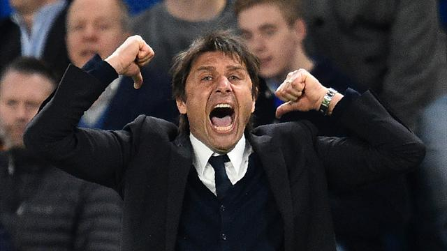 Entre Chelsea et Conte, l'histoire d'amour continue