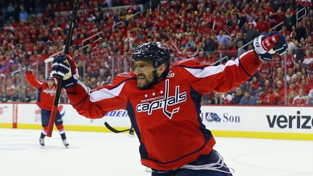 Овечкин вошел в топ-20 лучших снайперов в истории НХЛ