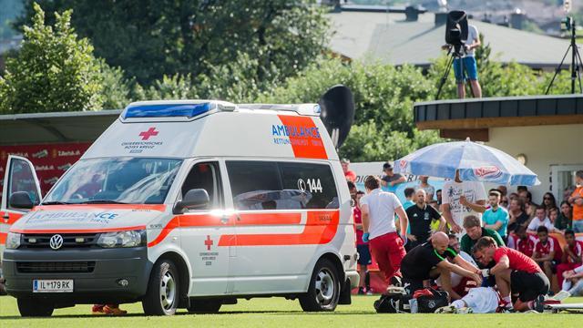 """Le jeune Nouri évacué par hélicoptère après un """"grave"""" malaise cardiaque"""