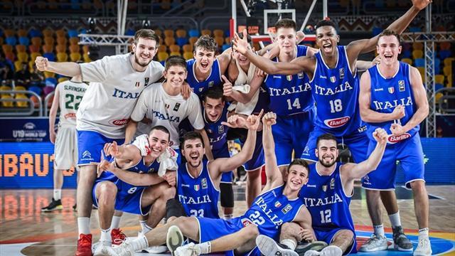 Basket, Mondiali Under 19: Canada troppo forte, Italia sconfitta in finale 79-60