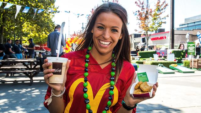 McDonald's хочет разорвать контракт с ФИФА из-за допинговых и коррупционных скандалов