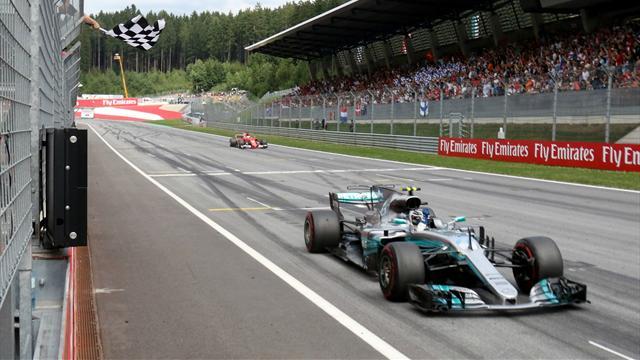 Bottas vola anche nelle seconde libere: Ferrari, terza e quarta, meglio delle Red Bull