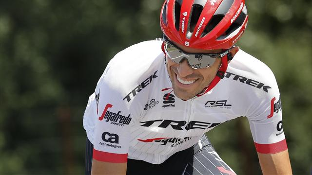 """Tour de Francia 2017, Contador no pierde la ilusión: """"Me estoy recuperando"""""""