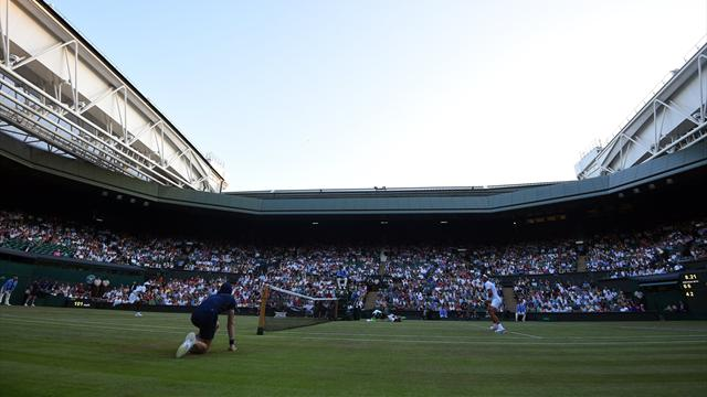 Novak Djokovic se instaló en cuartos de final en Wimbledon