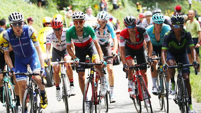Tour de Francia 2017: Dureza, polémica, caídas y drama en una etapa que se recordará muchos años