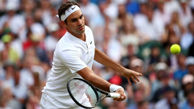 Wimbledon: fuori Murray e Djokovic, gongola Federer