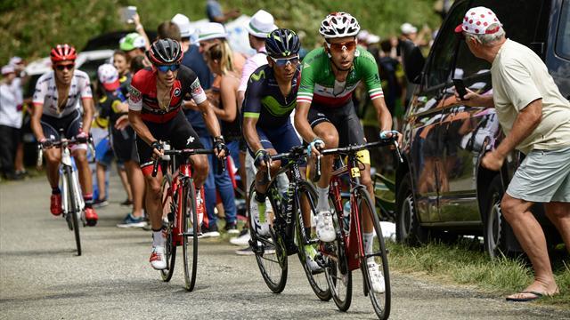 Lilian Calmejane vince in solitaria al Tour